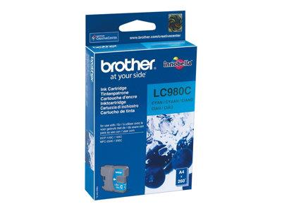 Brother LC-980 Cyan Ink Cartridge