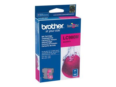 Brother LC-980 Magenta Ink Cartridge