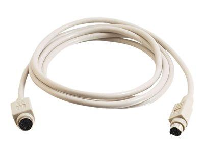 C2G 3m PS/2 M/F Keyboard/Mouse Extension Cable