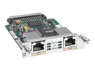 Cisco Two 10/100 routed port HWIC