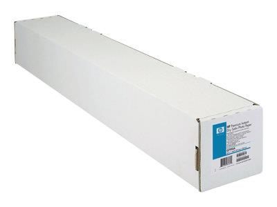 HP Premium Instant-dry Satin Photo Paper-610 mm x 22.9 m (24in x 75ft)