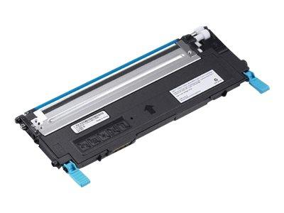 Dell 1235CN Cyan Toner 1K Yield