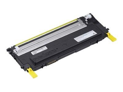 Dell 1235CN Yellow Toner 1K Yield