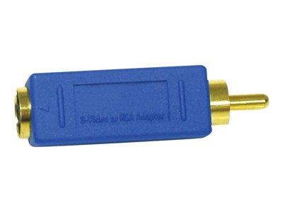 C2G Bi-Directional S-Video Female to RCA Male Video Adapter