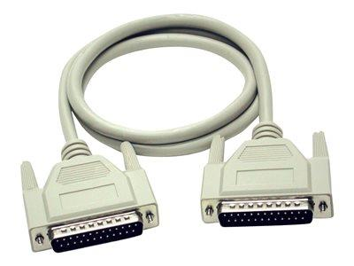 C2G 2m DB25 M/F Extension Cable