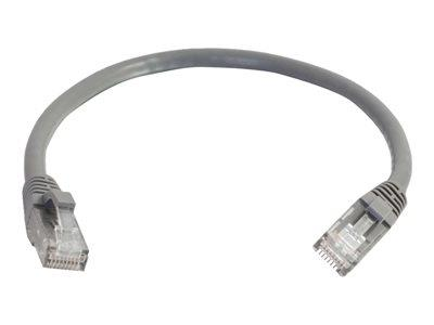 C2G 3m Cat5E 350 MHz Snagless Booted Patch Cable - Grey