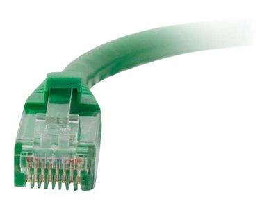 C2G 2m Cat5E 350 MHz Snagless Booted Patch Cable - Green