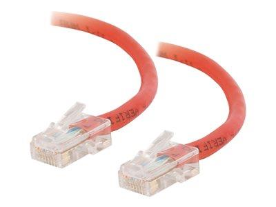 C2G 5m Cat5E 350 MHz Assembled Patch Cable - Red