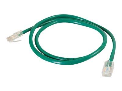 C2G 1m Cat5E 350 MHz Assembled Patch Cable - Green