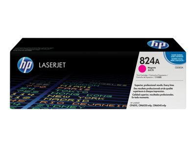HP 824A Magenta Original LaserJet Toner Cartridge