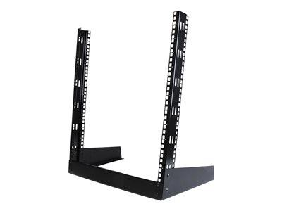 StarTech.com 12U 19in Desktop Open Frame 2 Post Rack