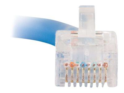 Networking Cables & Adapters Nice Startech.com Rj45patch1 1ft Cat5e Blue Snagless Street Price