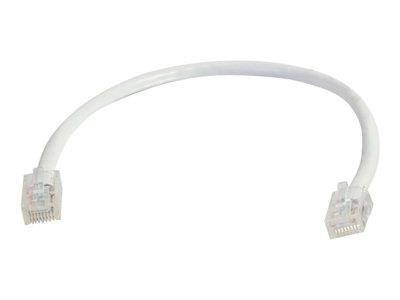 C2G 1m Cat5E 350 MHz Assembled Patch Cable - White