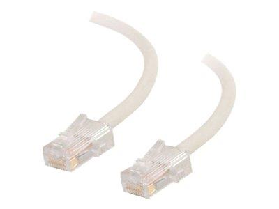 C2G 20m Cat5E 350 MHz Assembled Patch Cable - White