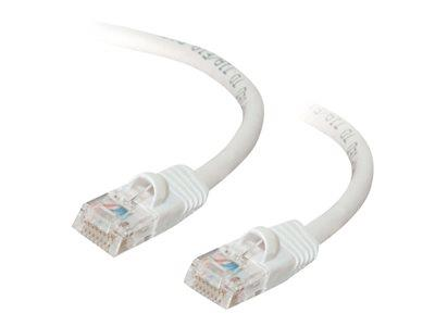 C2G 30m Cat5E 350 MHz Snagless Patch Cable - White
