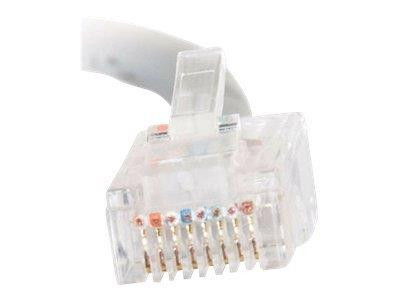C2G 2m Cat5E 350 MHz Crossover Patch Cable - Grey
