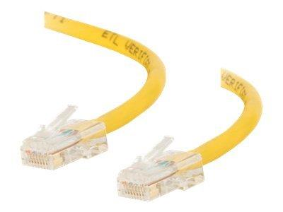 C2G 5m Cat5E 350 MHz Crossover Patch Cable - Yellow