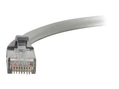 C2G 2m Cat6 550 MHz Snagless Patch Cable - Grey