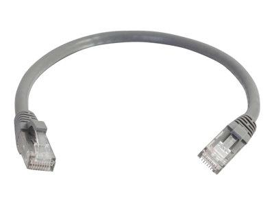 C2G 15m Cat6 550 MHz Snagless Patch Cable - Grey