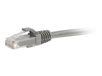 C2G 20m Cat6 550 MHz Snagless Patch Cable - Grey