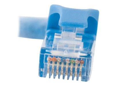 C2G 10m Cat6 550 MHz Snagless Patch Cable - Blue