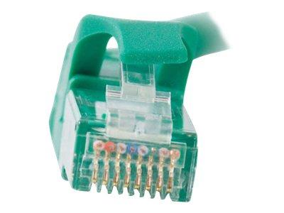 C2G 3m Cat6 550 MHz Snagless Patch Cable - Green