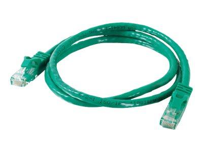 C2G 10m Cat6 550 MHz Snagless Patch Cable - Green