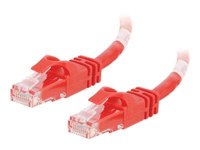 C2G 5m Cat6 550 MHz Snagless Patch Cable - Red