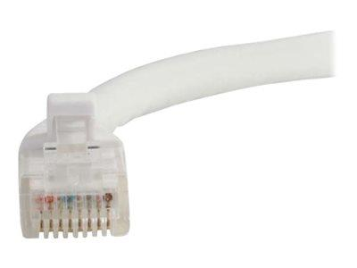 C2G 3m Cat6 Snagless Cable White