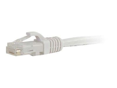 C2G 10m Cat6 550 MHz Snagless Patch Cable - White
