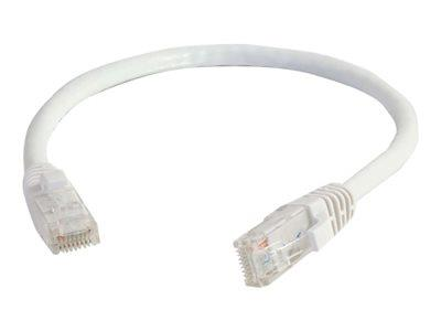 C2G 20m Cat6 550 MHz Snagless Patch Cable - White