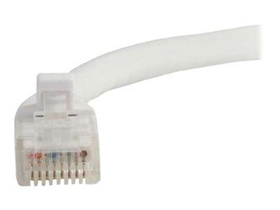 C2G 30m Cat6 550 MHz Snagless Patch Cable - White