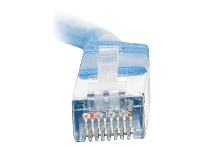 C2G 4m Shielded Cat5E Moulded Patch Cable - Blue