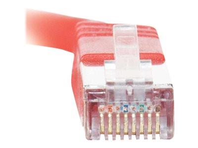 C2G 1m Shielded Cat5E Moulded Patch Cable - Red