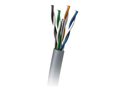 C2G 305m Cat6 UTP 350 MHz Solid PVC CMG-Rated Cable - Blue