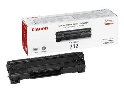 Canon Black Toner for LBP3010/3101