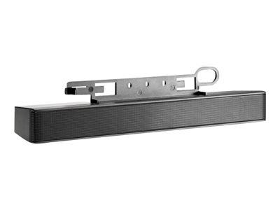 HP Flat Panel Speaker Bar