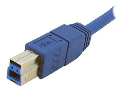 StarTech.com 10 ft SuperSpeed USB 3.0 Cable A to B - M/M