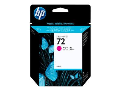 HP 72 69-ml Magenta Ink Cartridge
