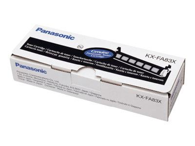 Panasonic Black Toner for KX-FA83X