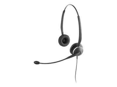 Jabra GN2100 Duo Flex Boom Wired Headset