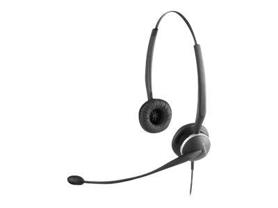 Jabra GN2100 Duo Flex Boom Headset