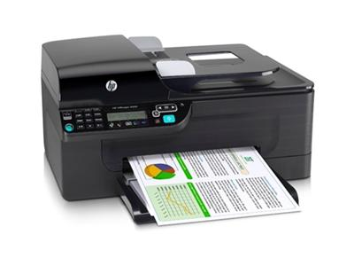 HP Officejet 4500 All-in-One - multifunction ( fax / copier / printer / scanner ) ( colour )