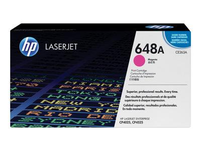 HP 648A Magenta Original LaserJet Toner Cartridge
