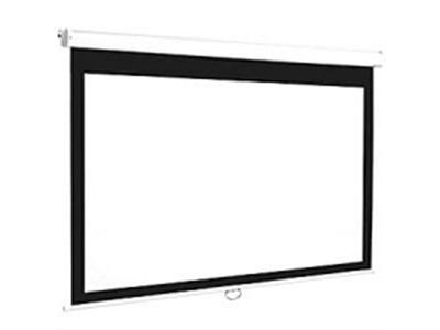 Euroscreen Connect Electric 200cm x 200cm Matt White