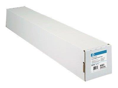 HP Bright White Inkjet Paper-594 mm x 45.7 m (23.39in x 150ft)
