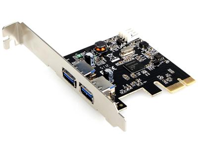 Dynamode 2-Port SuperSpeed USB3.0 PCIe Card