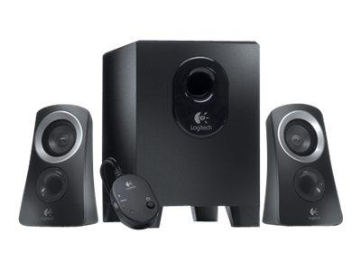 Logitech Z313 2.1 Channel Multimedia Speaker System - 25 Watt