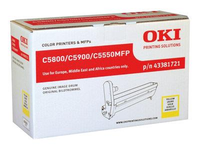 OKI EP CArt C5800/5900 Yellow