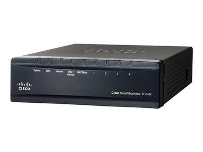 Cisco 4-port Dual WAN VPN Router